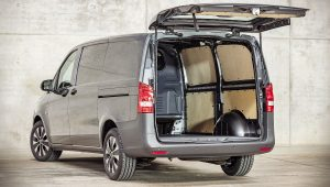2021 Mercedes Benz Vito Van Wallpaper