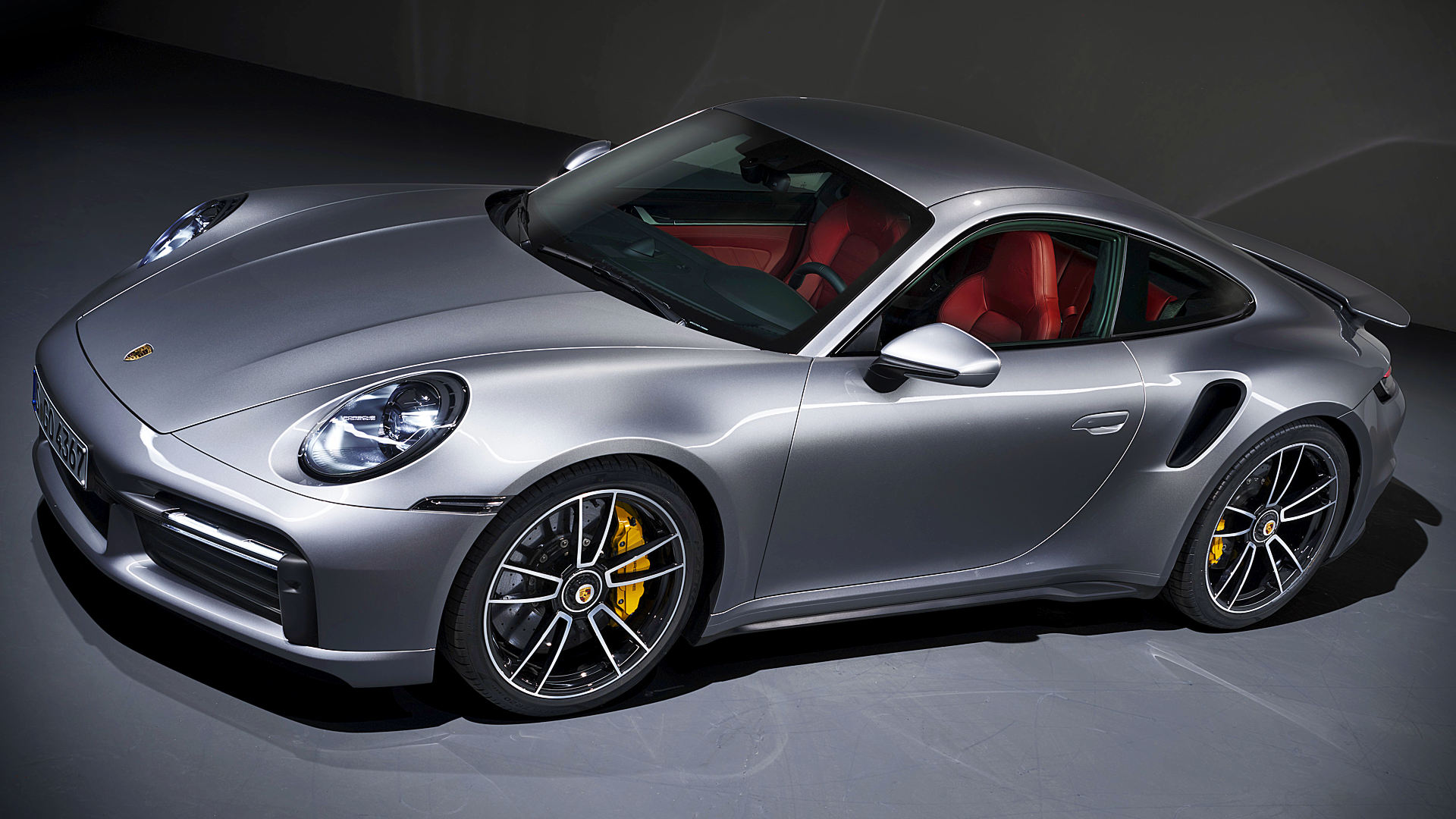 2021 Porsche 911 Turbo S Wallpaper
