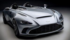 Aston Martin V12 Speedster 2021 1