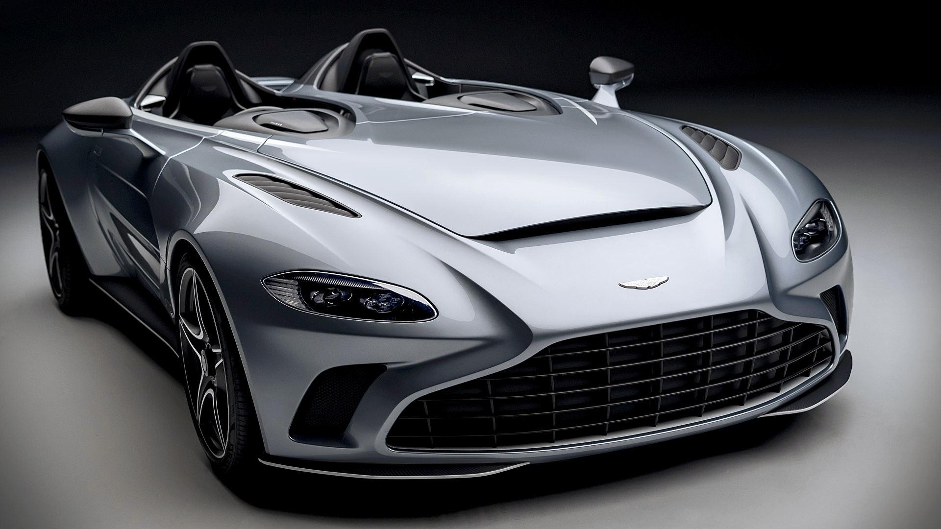 Aston Martin V12 Speedster 2021 Specs Wallpaper