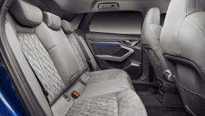 2021 Audi A3 Sportback Interior Seats Wallpaper