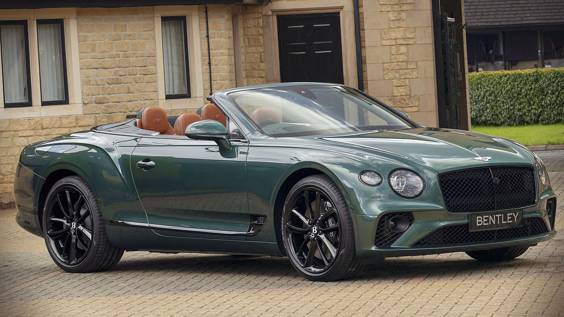 Bentley Continental GT Convertible Equestrian 2020
