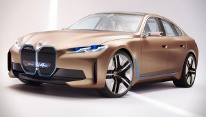 BMW Concept i4 2021 1