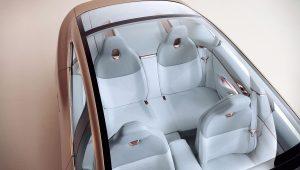 2021 BMW Concept i4 Seats Top Wallpaper
