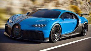 Bugatti Chiron Pur Sport 2020 1