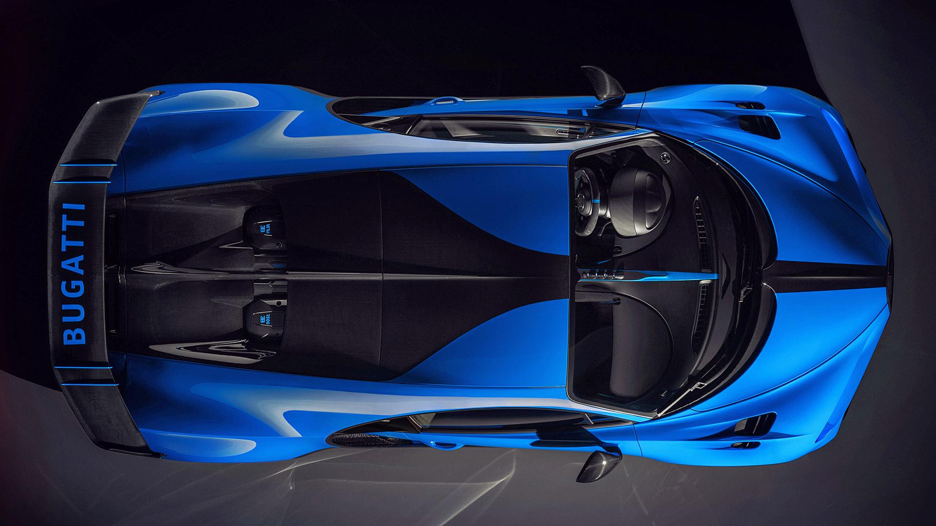2020 Bugatti Chiron Pur Sport Top Wallpaper