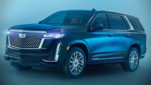 2020 Cadillac Escalade Hd Wallpaper