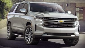 Chevrolet Suburban 2021 1
