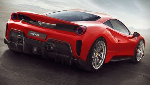 Ferrari 488 Pista Wallpaper Hd