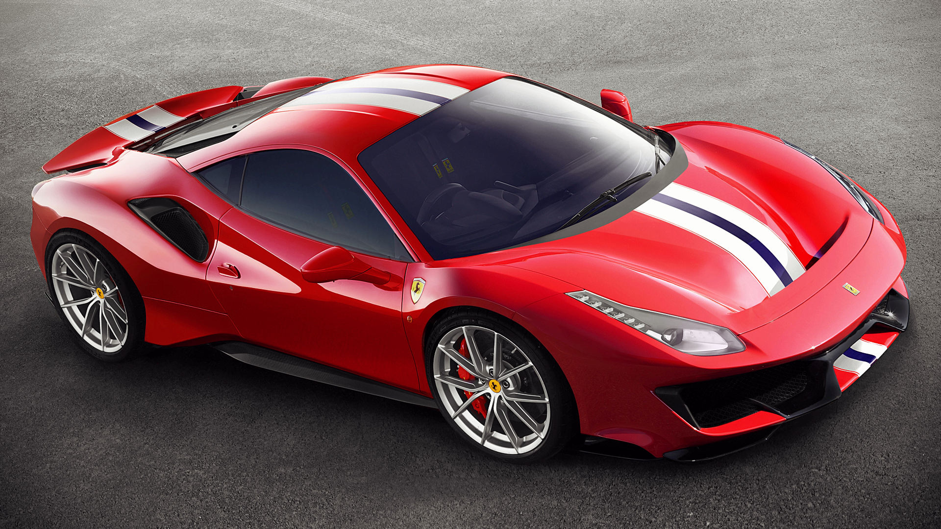 2019 Ferrari 488 Pista 1
