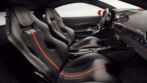 Ferrari F8 Tributo 2020 Interior Wallpaper
