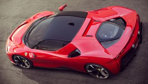 Ferrari SF90 Stradale 2020 Hd Wallpaper