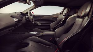 2020 Ferrari SF90 Stradale Interior Wallpaper