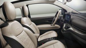 Fiat 500 2021 Seats Wallpaper