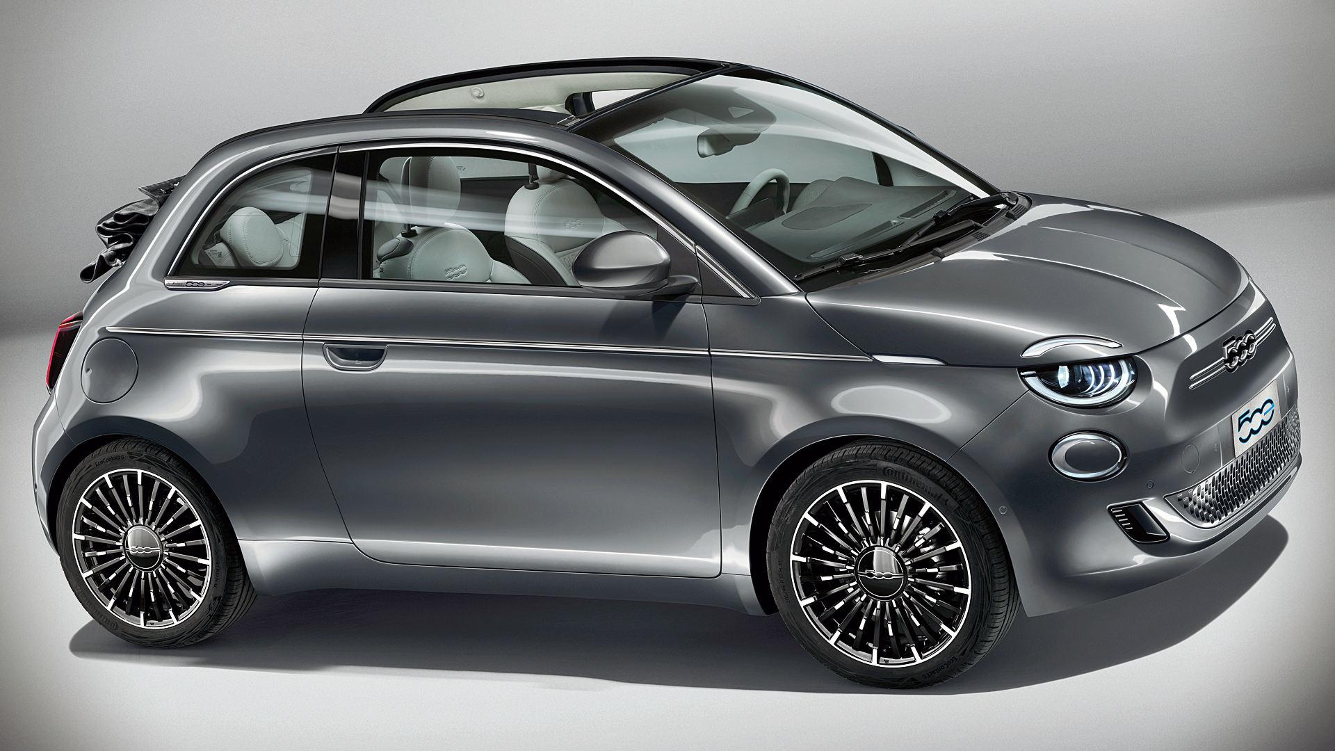 Fiat 500 2021 Wallpaper