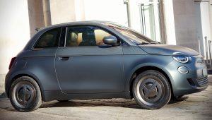 Fiat 500 Giorgio Armani 2021 1