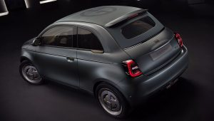 Fiat 500 Giorgio Armani 2021 Top Wallpaper