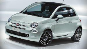Fiat 500 Hybrid 2020 1