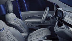 Fiat 500 Kartell 2021 Interior
