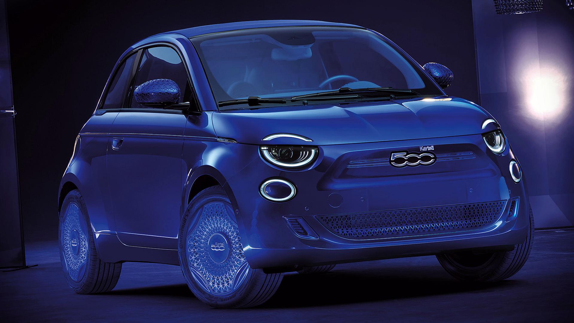Fiat 500 Kartell 2021