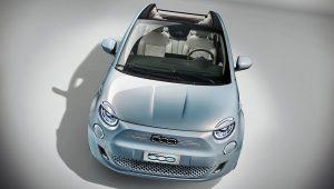 2021 Fiat 500 la Prima Top Wallpaper