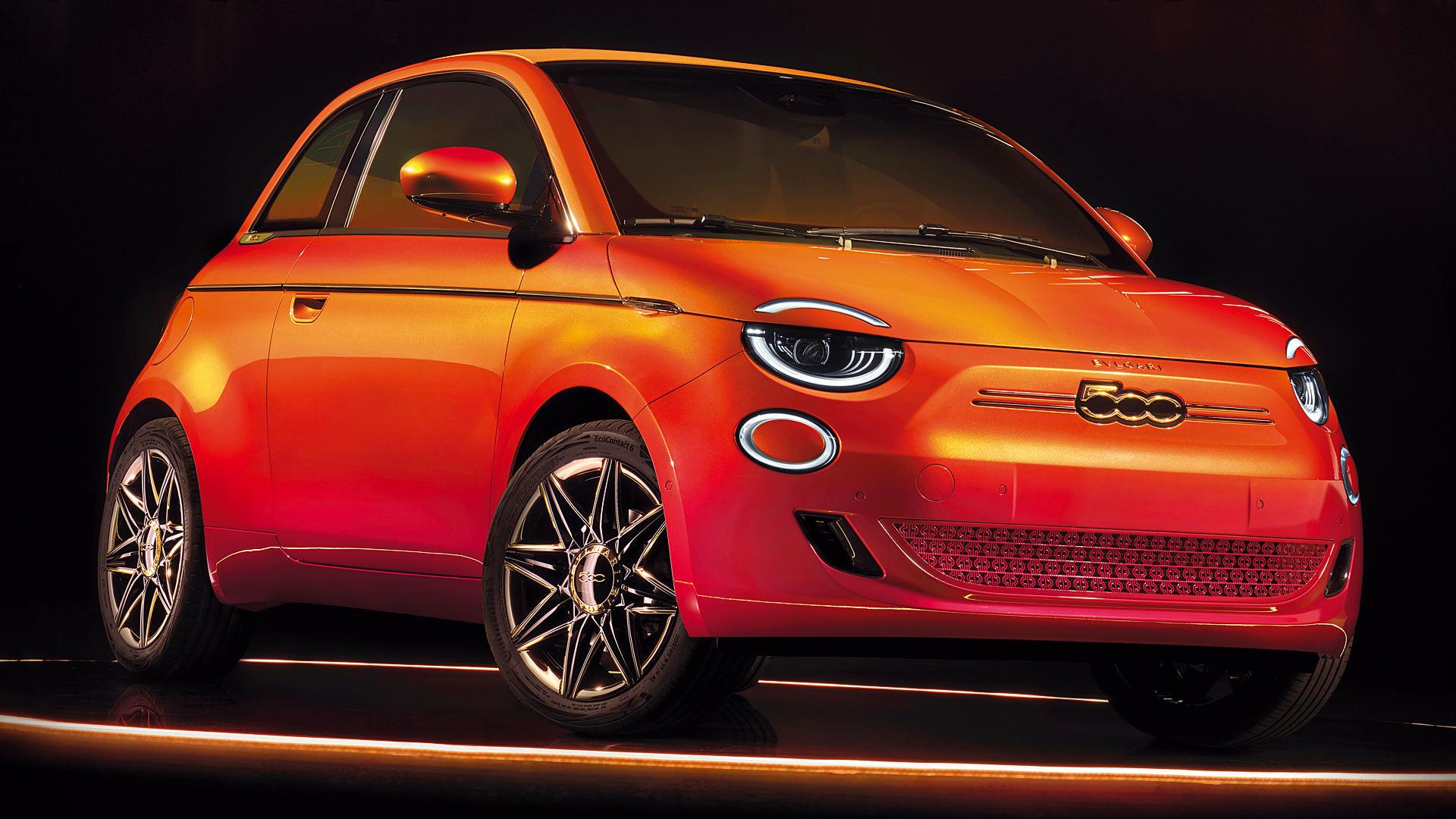 Fiat 500 Mai Troppo 2021