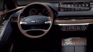 Genesis G80 2021 Interior