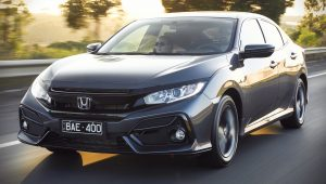 Honda Civic VTi-S 2020 1