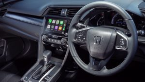 Honda Civic VTi-S 2020 Interior Wallpaper