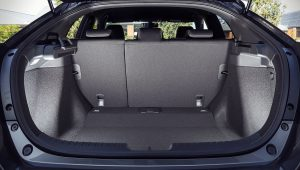 2020 Honda Civic VTi-S Trunk Wallpaper