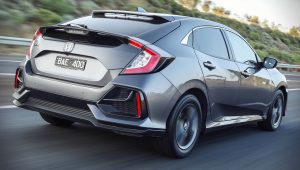 Honda Civic VTi-S Hatch 2020 Wallpaper