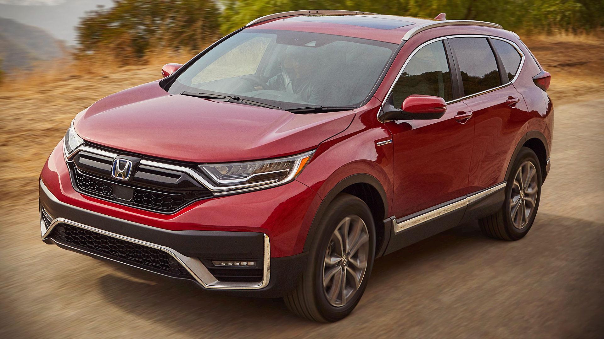 Honda CR-V Hybrid 2021