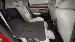 2021 Honda CRV Hybrid Seats Interior
