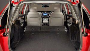 Honda CRV Hybrid 2021 Trunk Wallpaper