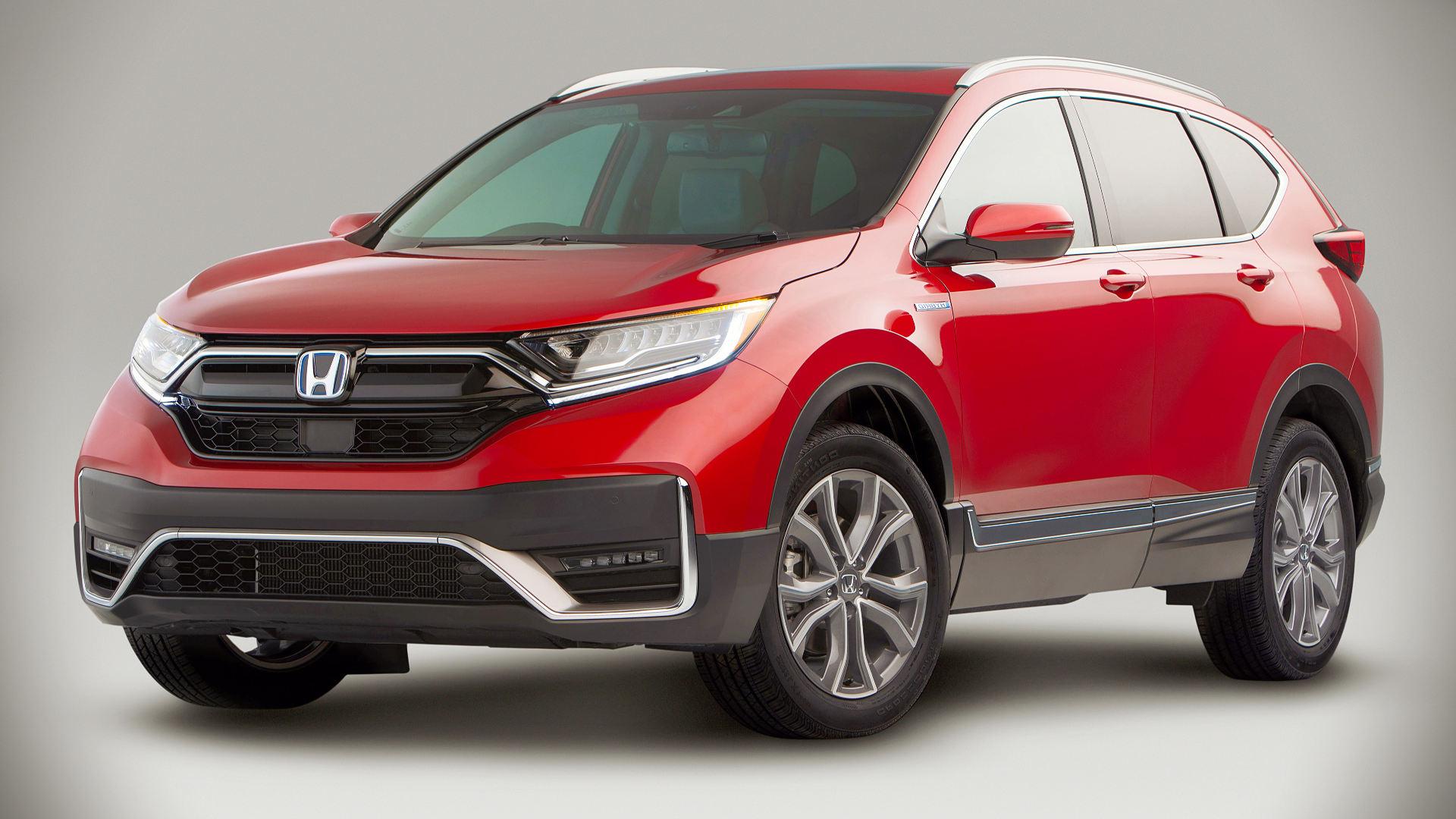 Honda CRV 2021 Wallpaper