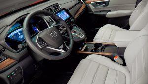 Honda CRV Hybrid 2021