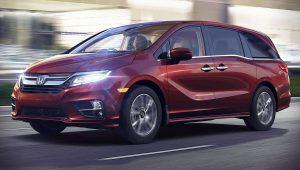 Honda Odyssey 2020 1