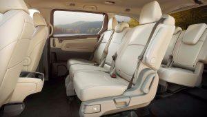 Honda Odyssey 2020 Seats Wallpaper