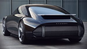 Hyundai Prophecy Concept 2020 Back Wallpaper