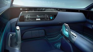 Hyundai Prophecy Concept 2020 Interior Wallpaper