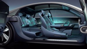 2020 Hyundai Prophecy Concept Interior Seats Wallpaper