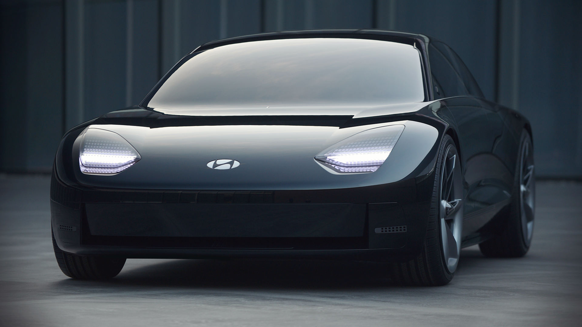Hyundai Prophecy Concept 2020