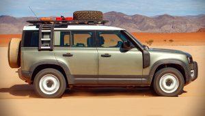 2020 Land Rover Defender 110 D240