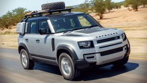 Land Rover Defender 2020 1