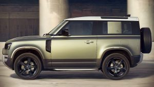 2020 Land Rover Defender 90 D240 Pictures