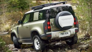 2020 Land Rover Defender 90 D240