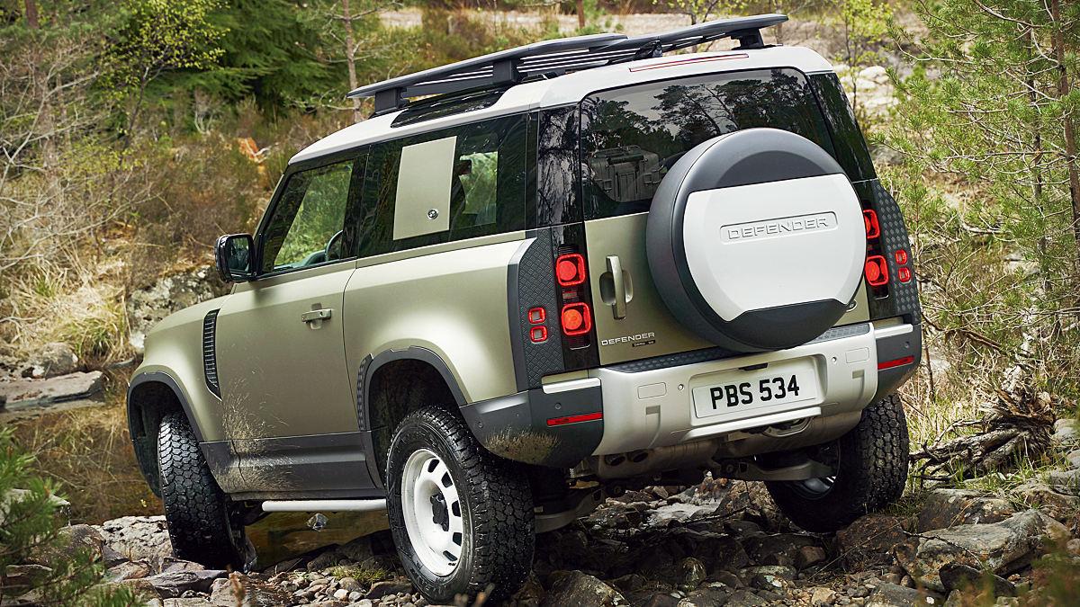 2020 Land Rover Defender 90 D240