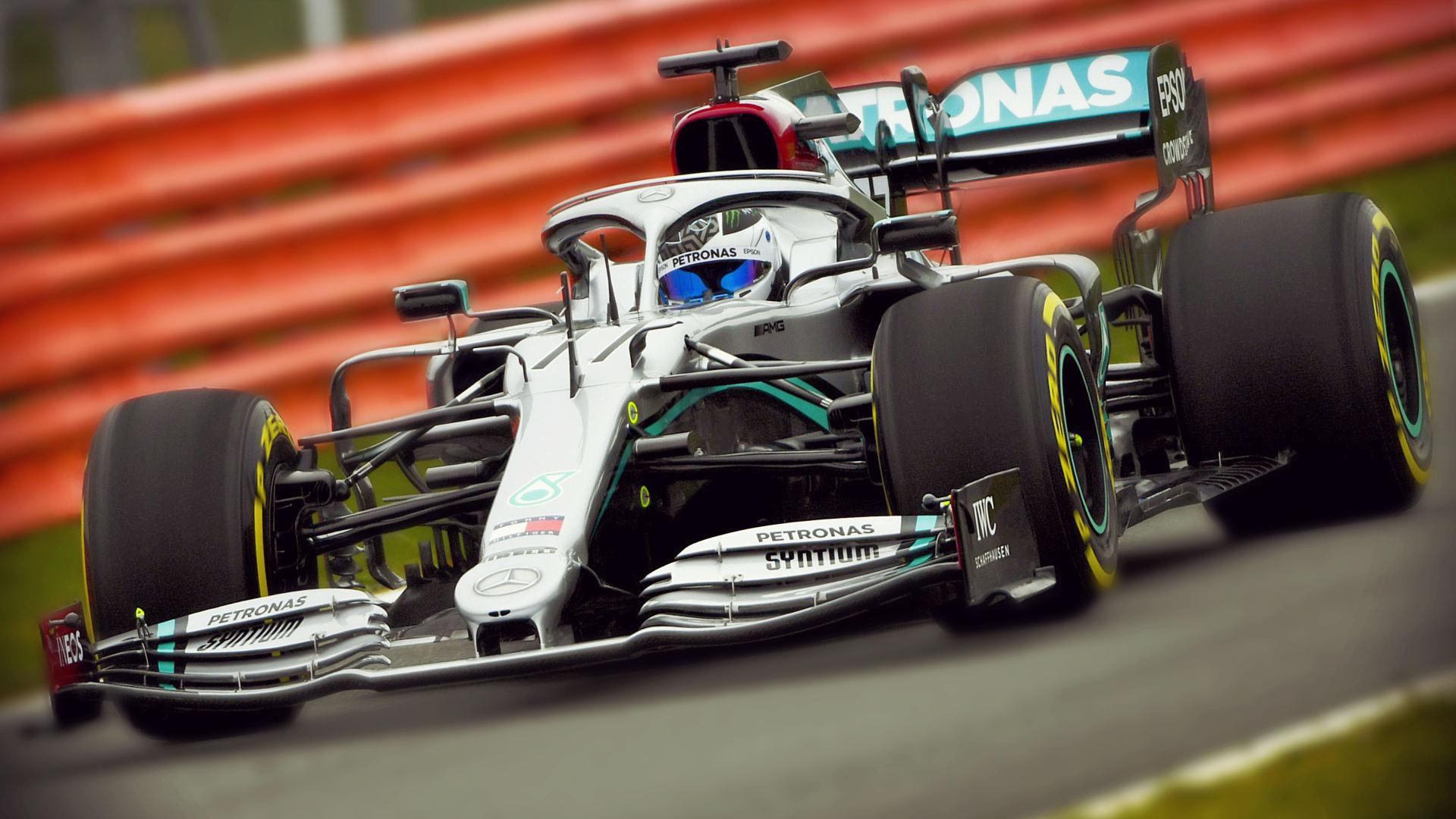 Mercedes 2020 F1 Car W11 Wallpaper Hd