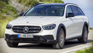 Mercedes Benz E-Class 350 All-Terrain 2021