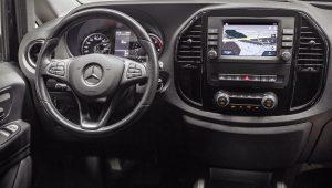 Mercedes Benz eVito 2021 Interior